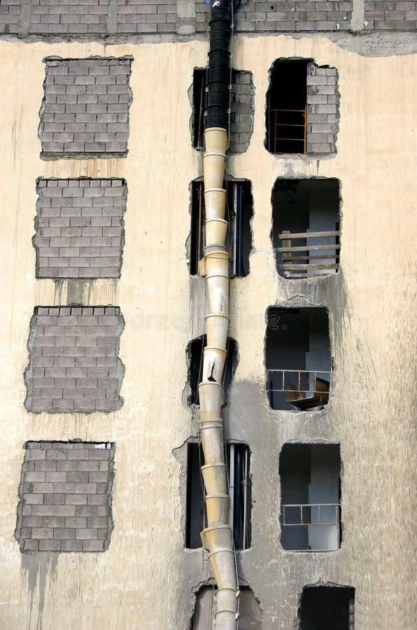 Het Detail van het Bouwterrein stock foto
