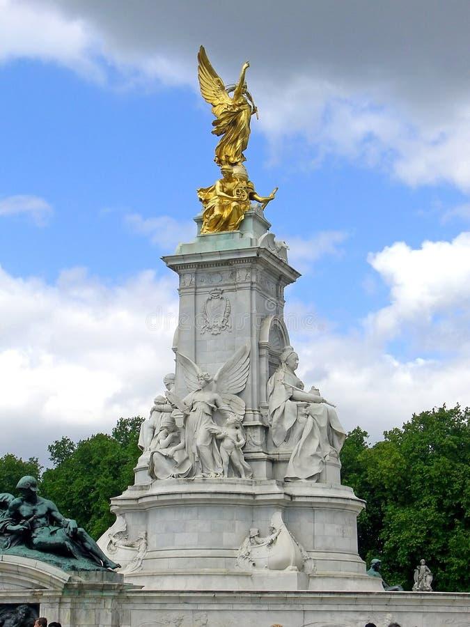 Het detail van het Buckingham Palace stock afbeelding