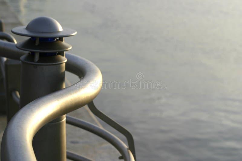 Het Detail Van Het Traliewerk Stock Foto's