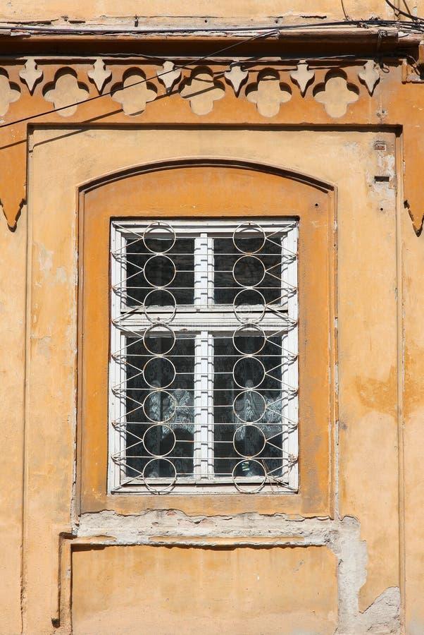 Het detail van het venster stock foto's