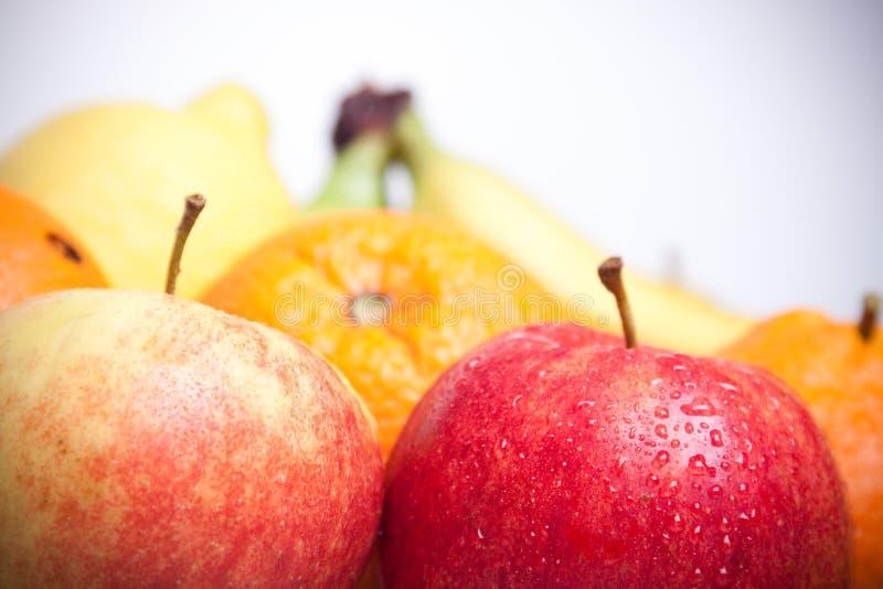 Het Dieet van het fruit stock afbeelding