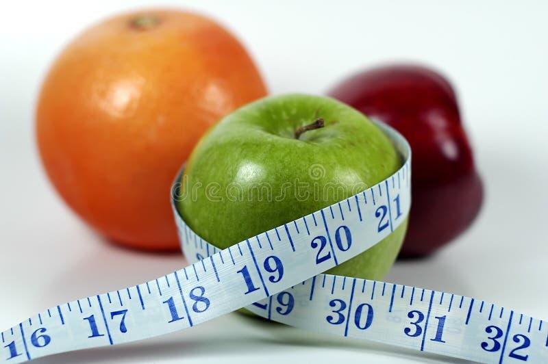Het Dieet van het fruit stock fotografie