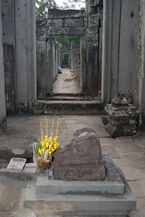 Het Dienstenaanbod van Angkor stock foto's
