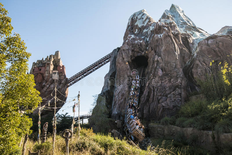 Het Dierenrijk van Disney stock foto's
