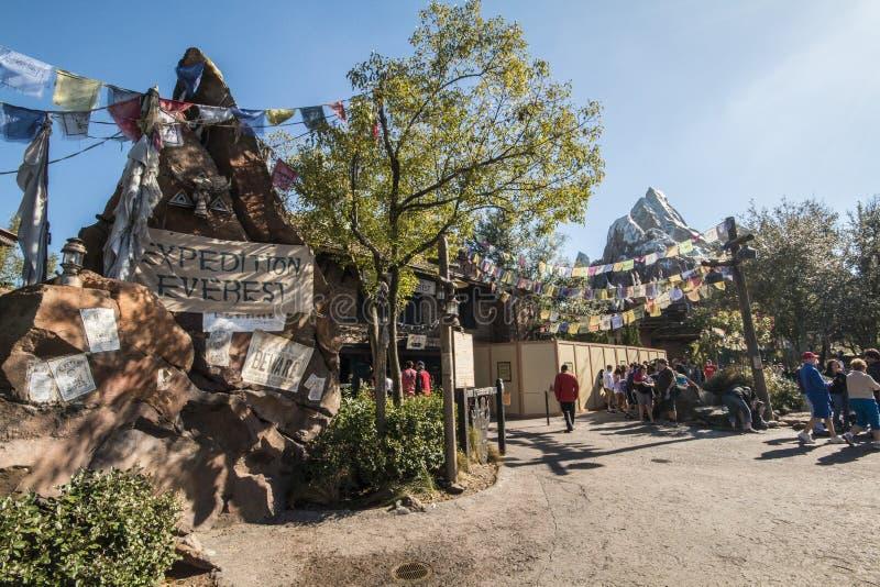 Het Dierenrijk van Disney royalty-vrije stock foto's