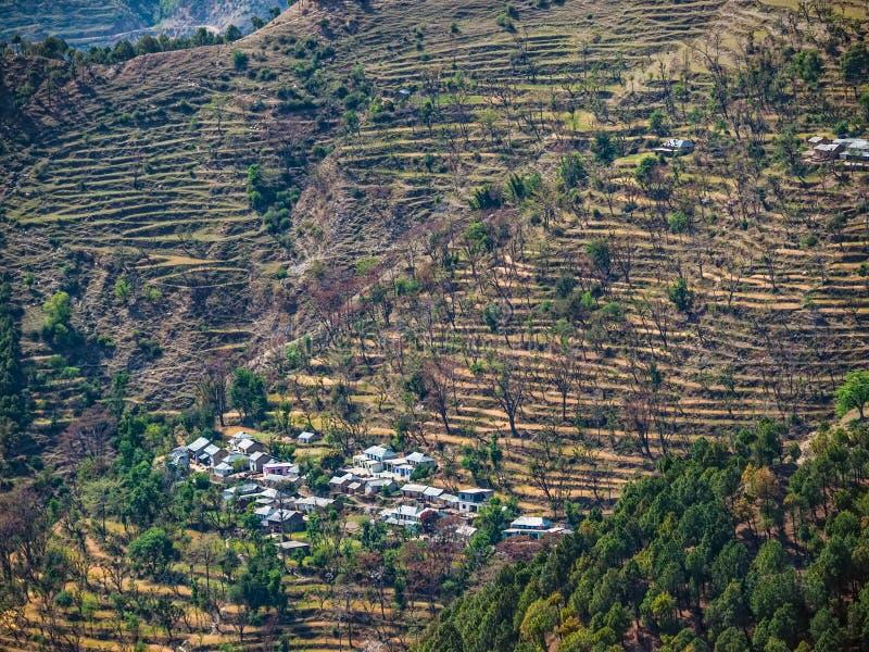 Het district Himachal Pradesh India van Chamba stock afbeelding