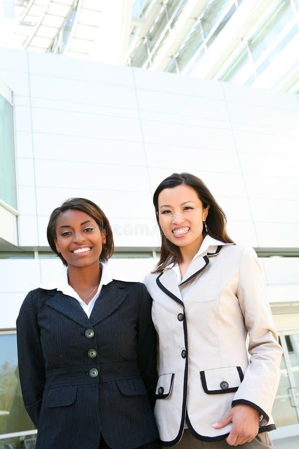 Het diverse Team Bedrijfs van de Vrouw royalty-vrije stock foto