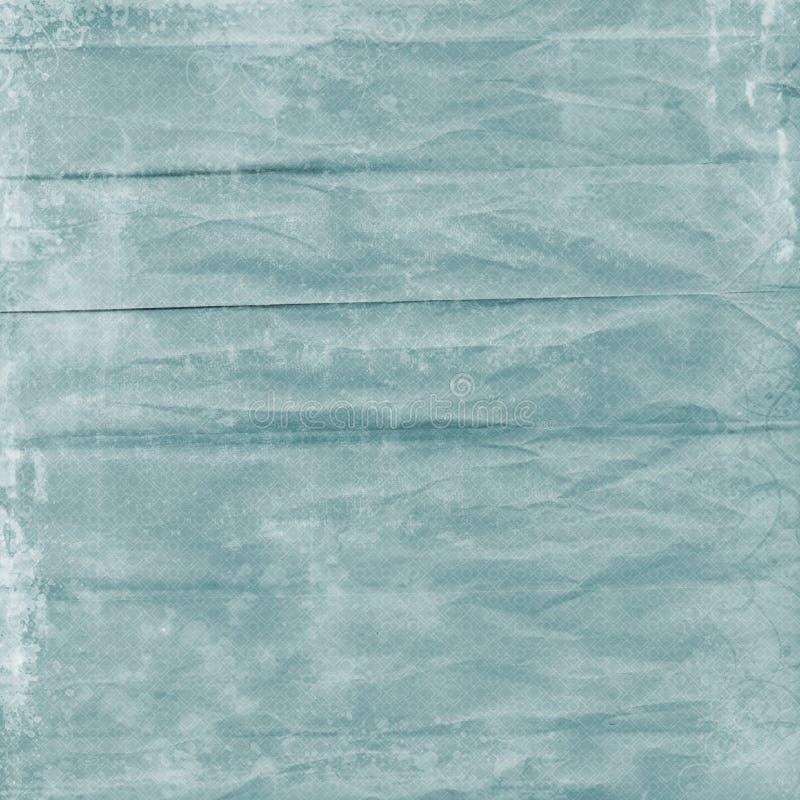 Het Document van BlueTextured stock afbeelding