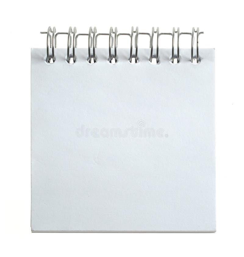 Het document van de nota royalty-vrije stock foto's