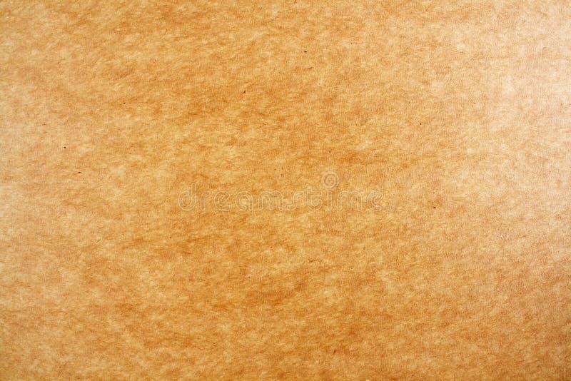 Het document van de papyrus stock afbeelding