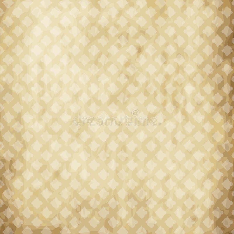 Het document van de textuur royalty-vrije illustratie