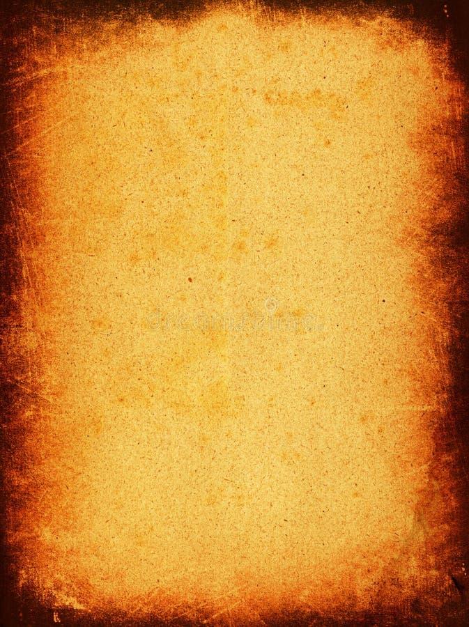 Het document van Grunge vector illustratie