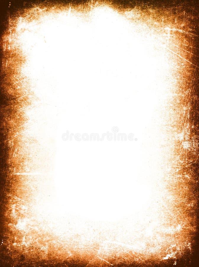 Het document van Grunge royalty-vrije illustratie