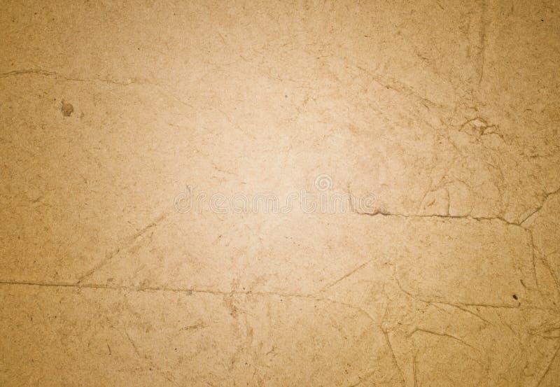 Het document van Grunge achtergrond stock illustratie