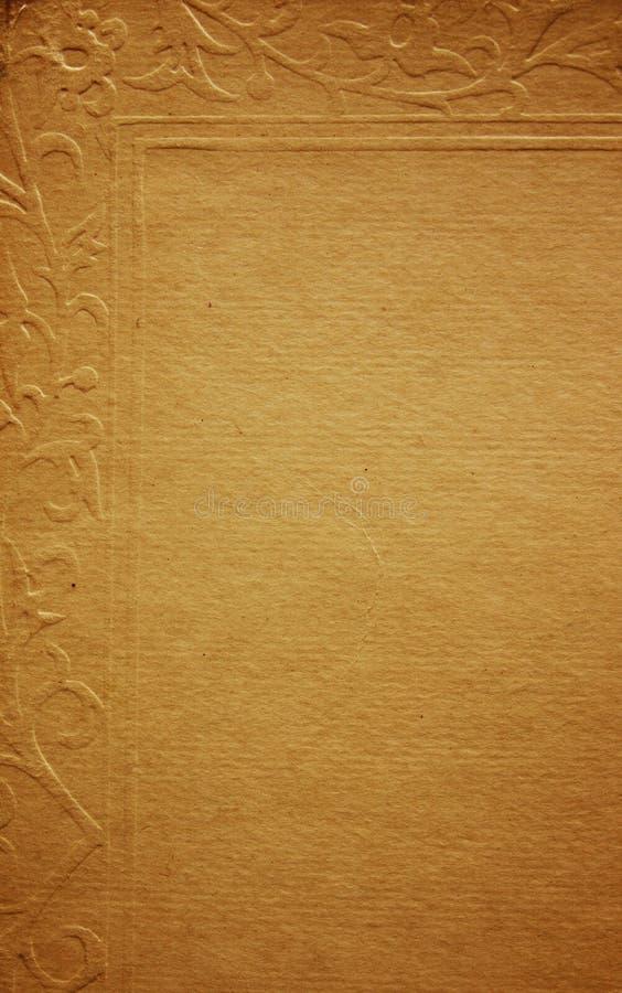Het document van Grunge textuur royalty-vrije stock foto's