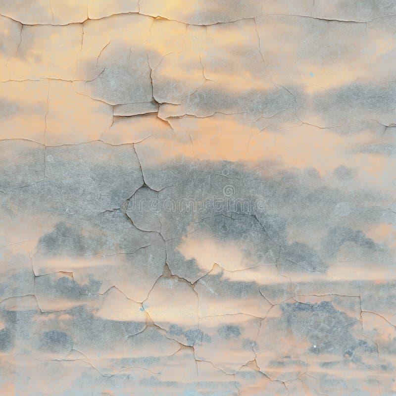 Het document van Grunge textuur. abstracte aardachtergrond stock illustratie