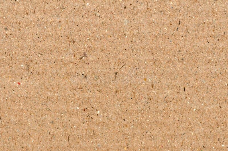 Het document van textuurkraftpapier stock afbeeldingen