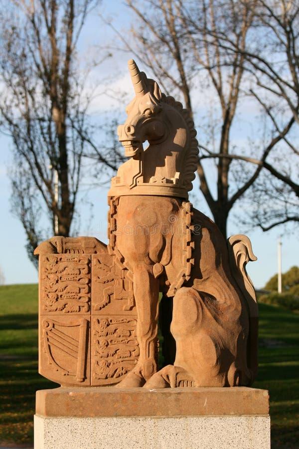 Het Domein van koningen, Melbourne, Australië royalty-vrije stock afbeeldingen