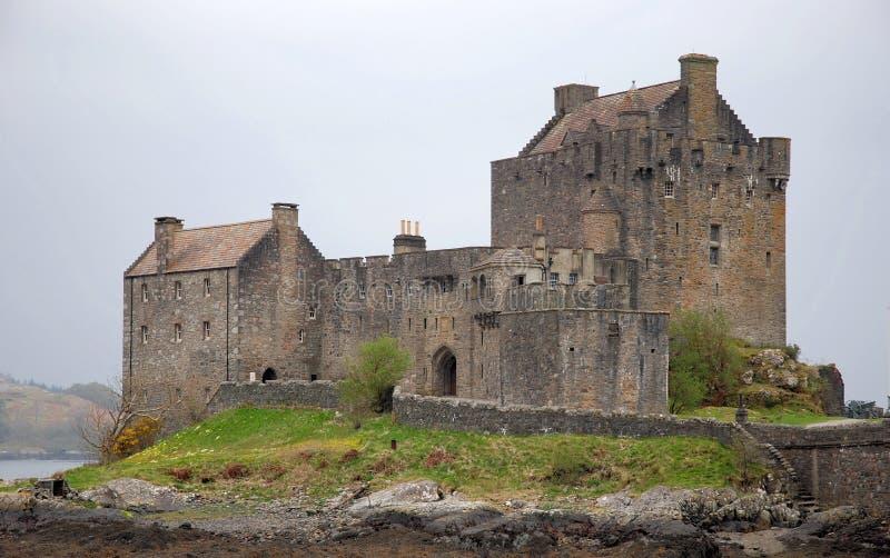 Het donan kasteel van Eilean royalty-vrije stock foto's