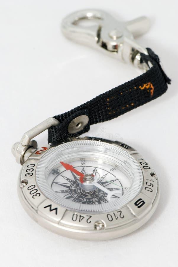 Het door:sturen van kompas stock foto's
