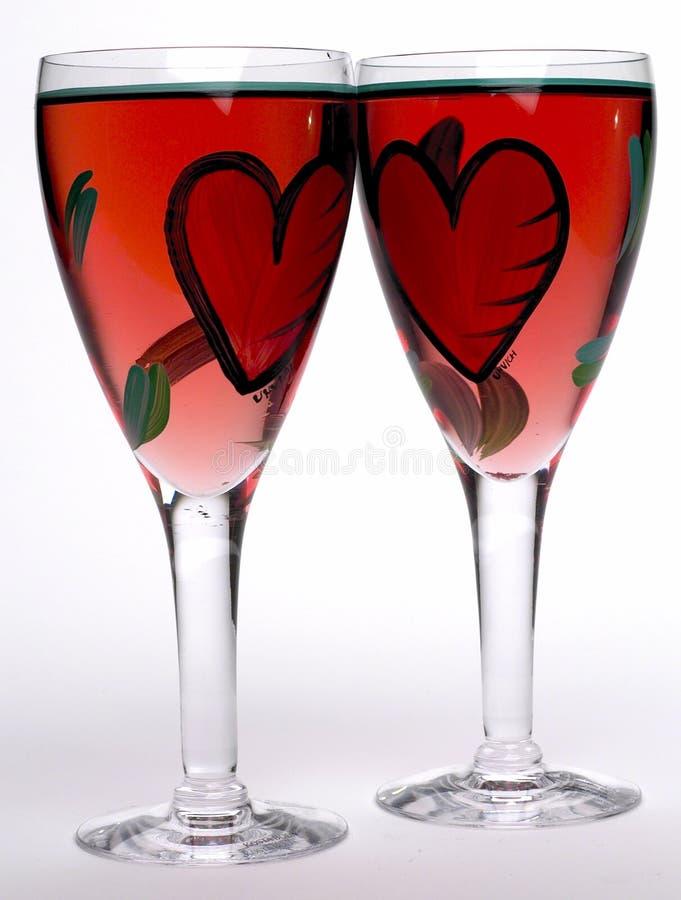 Het Drankje Van De Liefde Royalty-vrije Stock Fotografie