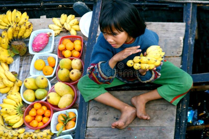 Het drijven markt stock fotografie
