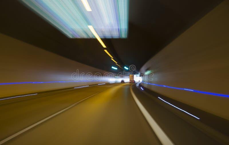 Het drijven van de tunnel