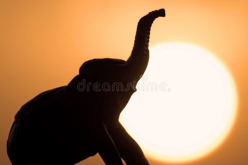 Het dromen Afrika royalty-vrije stock foto's