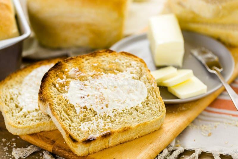 Het Duitse Panorama van het Brood van de Zuurdesem stock afbeeldingen