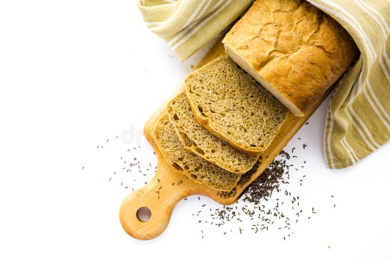Het Duitse Panorama van het Brood van de Zuurdesem stock afbeelding