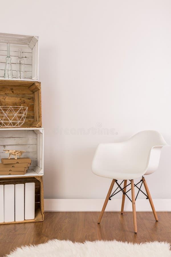Het eigen meubilair van ontwerpeco stock afbeeldingen