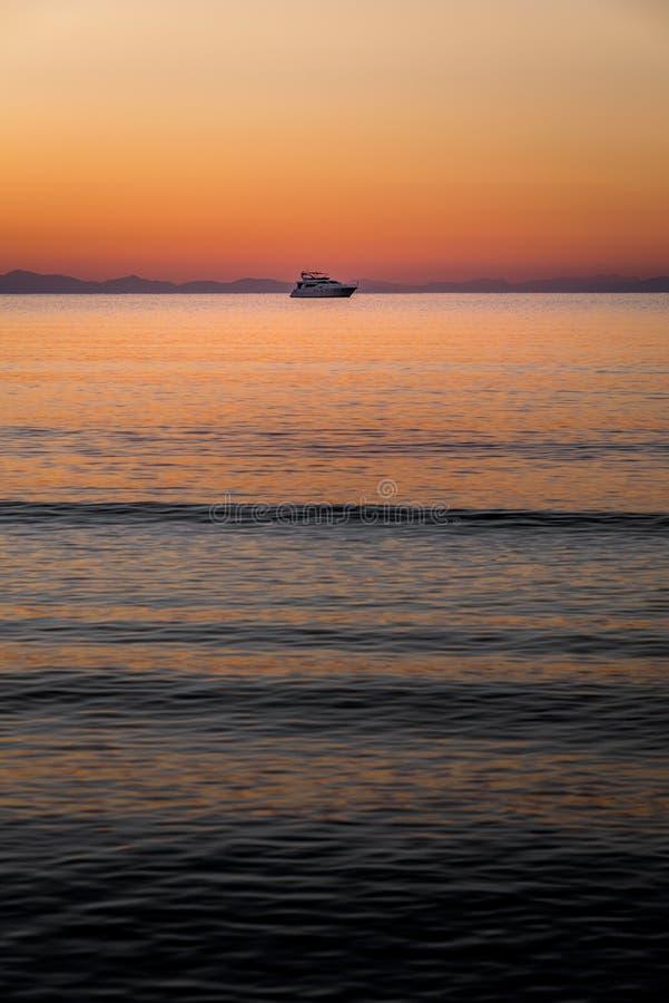 Het eiland Griekenland van Zakynthos royalty-vrije stock fotografie