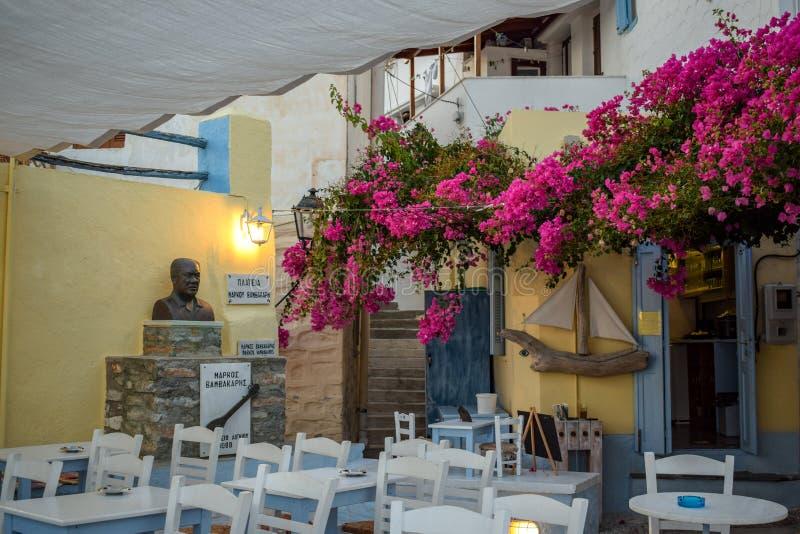 Het Eiland Syros royalty-vrije stock fotografie
