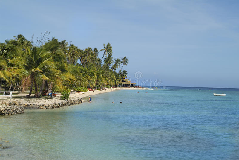 Het Eiland van Fiji, stock fotografie