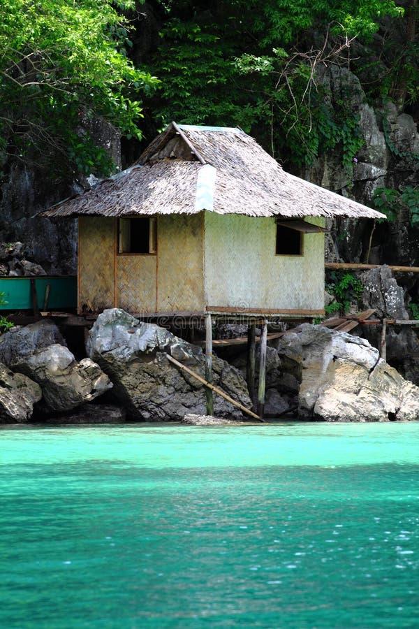 Het Eiland van Filippijnen Coron stock fotografie