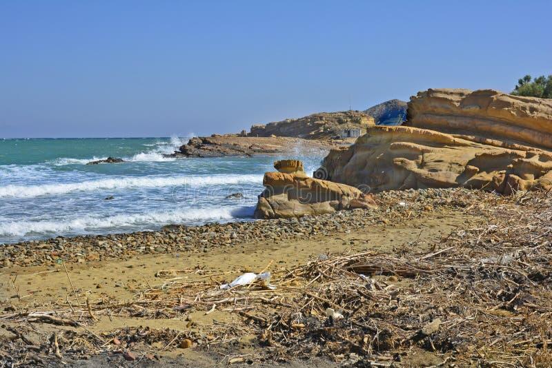 Het Eiland van Griekenland Lemnos royalty-vrije stock afbeeldingen