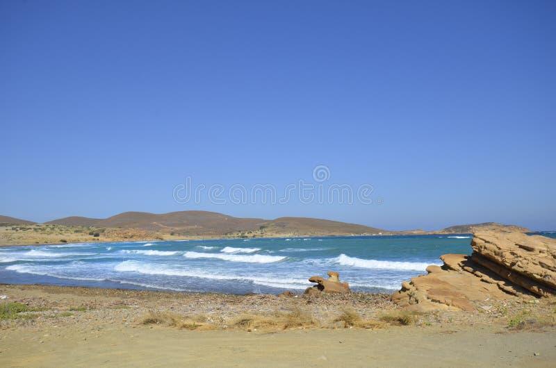 Het Eiland van Griekenland Lemnos stock afbeeldingen
