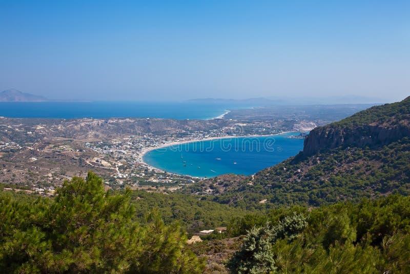 Het Eiland van Kos, Griekenland stock afbeeldingen