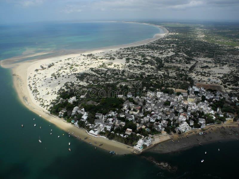 Het eiland van Lamu royalty-vrije stock foto's