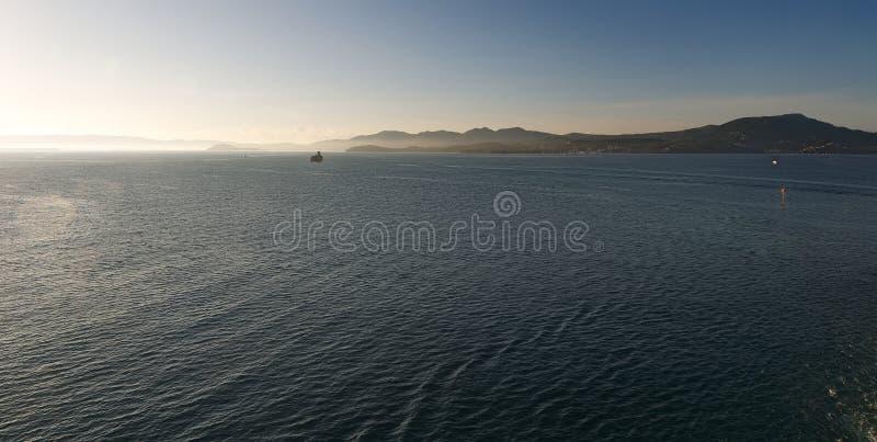 Het eiland van Martinique - Caraïbische overzees stock foto's