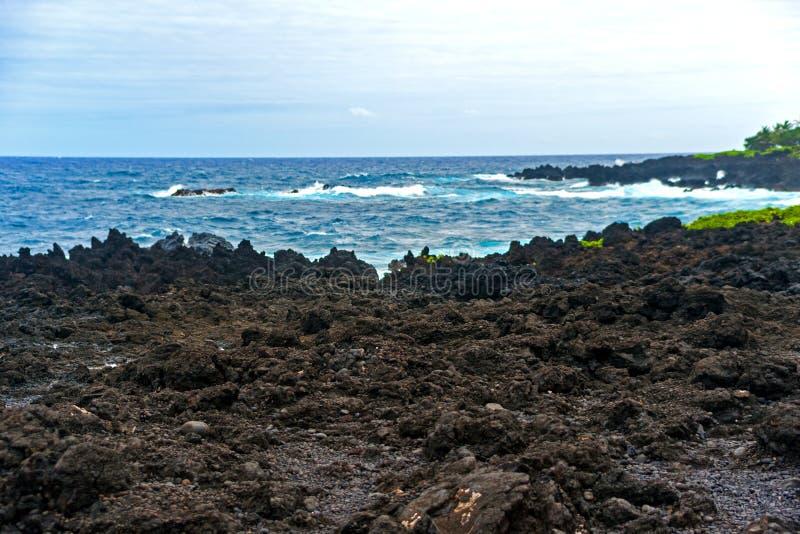 Het eiland van Maui, Hawaï royalty-vrije stock afbeeldingen