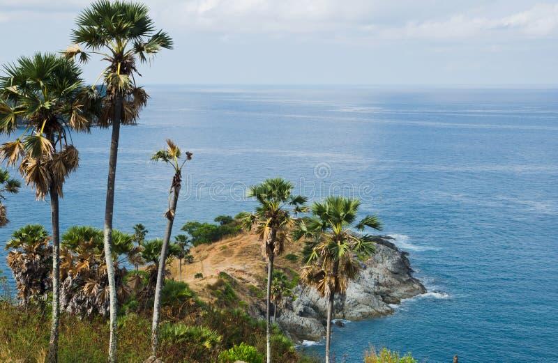 Het eiland van Phuket stock fotografie