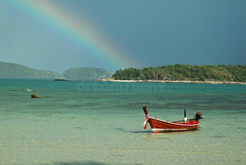 Het eiland van Phuket. stock afbeeldingen