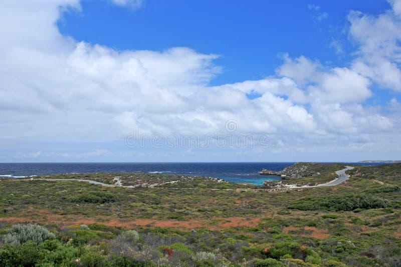 Het Eiland van Rottnest, Westelijk Australië royalty-vrije stock foto