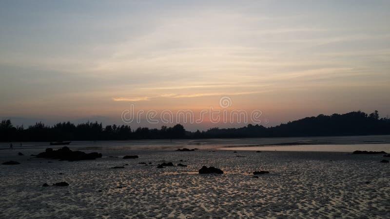 Het Eiland van Tristan stock afbeelding