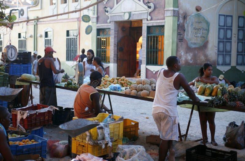 HET EILAND VAN VENEZUELA LOS ROQUES VAN ZUID-AMERIKA royalty-vrije stock foto's