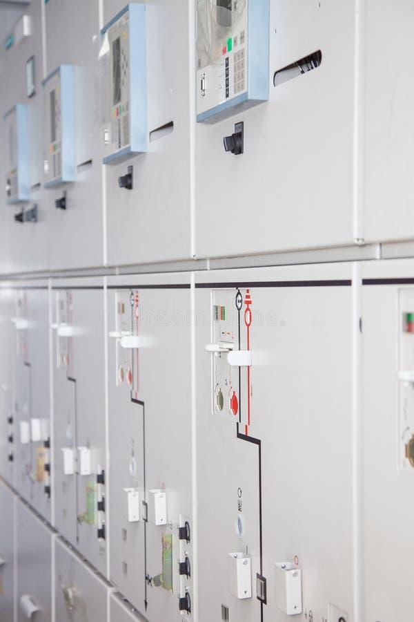 Het elektrobeeld van de controlebordvoorraad royalty-vrije stock afbeeldingen