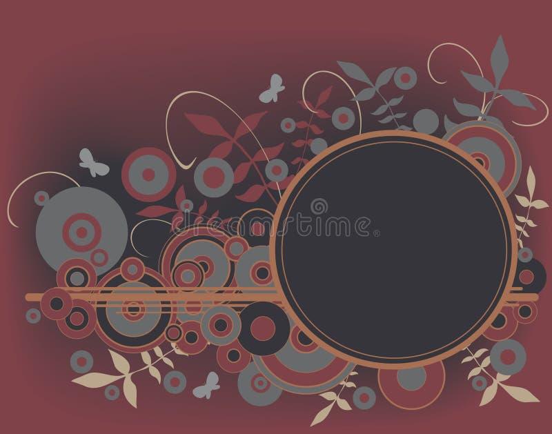 Het element van cirkels vector illustratie