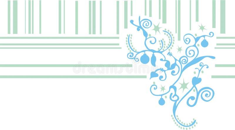 Het element van Decorativ royalty-vrije stock afbeelding