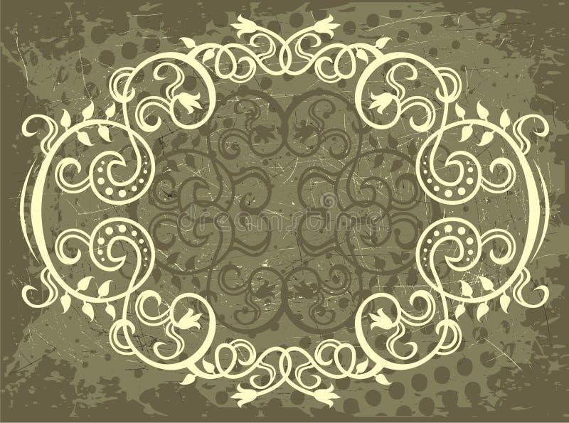 Het element van het frame vector illustratie